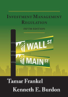 Investment Management Regulation Fifth Edition